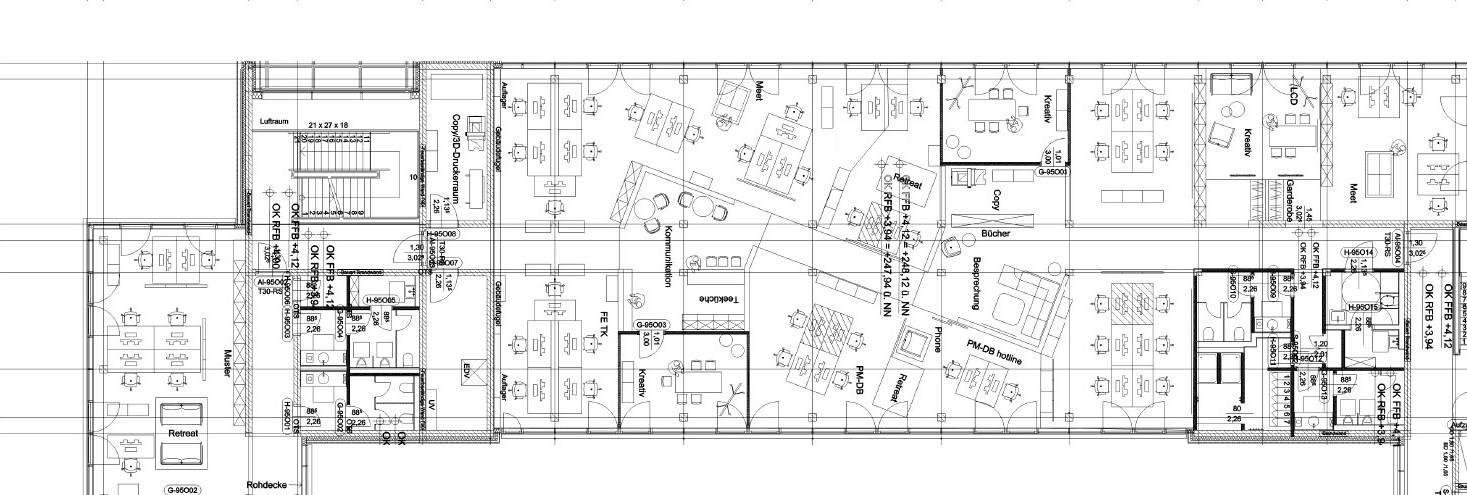 Sie sind Architekt und suchen einen Partner für Innenraumfachplanungen?
