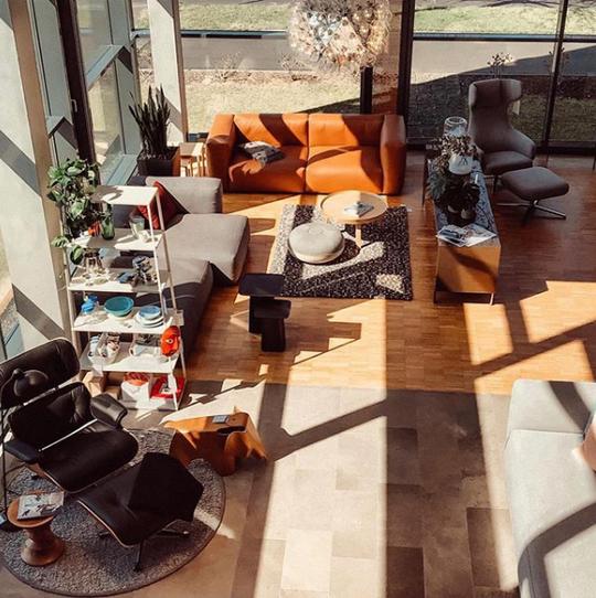 Auch von oben lässt sich unsere Ausstellung sehen! <br><br>#einrichten_design<br>#desinglover #interiordesign
